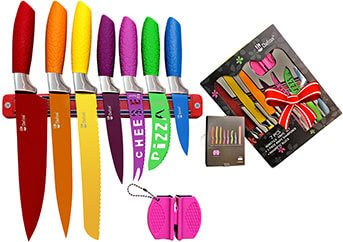 Chefcoo Kitchen Knife Set