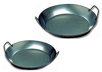Matfer-Bourgeat-062052-Black-Steel-Paella-Pan