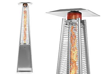 Thermo Tiki Deluxe Outdoor Patio Heater