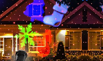 Review Of Best Christmas Light Projector