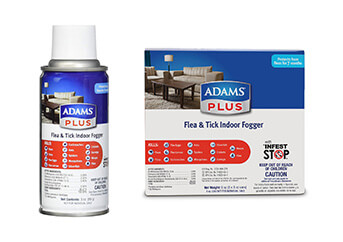 Adam's Flea and Tick Indoor Fogger