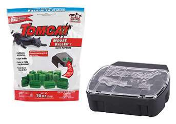 Tomcat Mouse Killer I Mouse Bait Stations